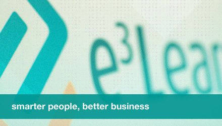 e3Learning - smarter people better business